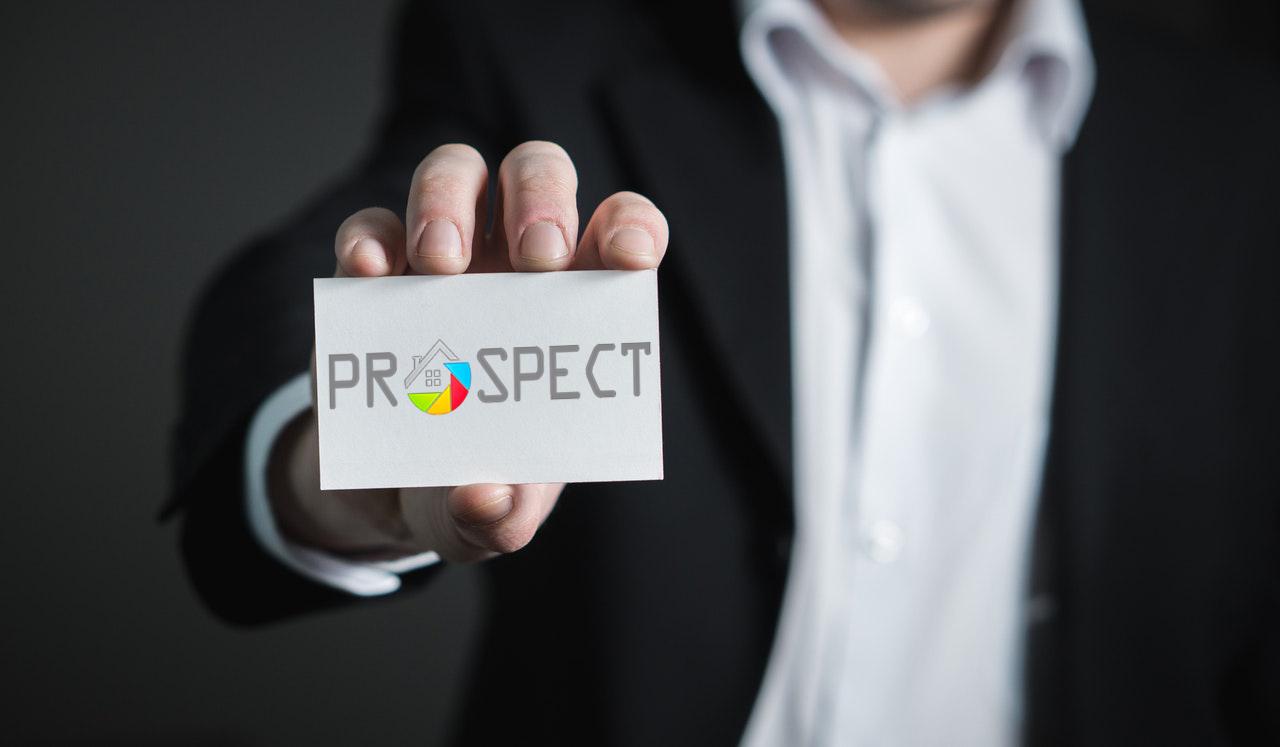 Wizytówka Prospect Piróg
